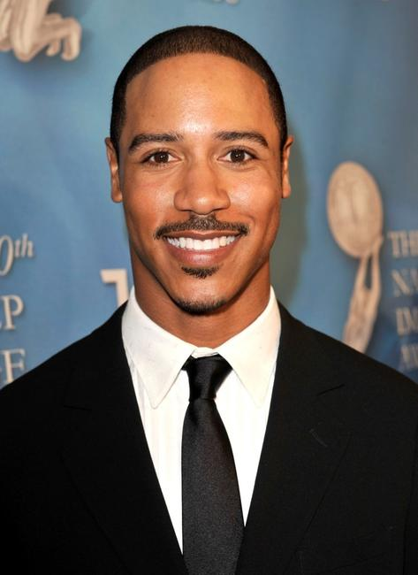 Brian J. White at the 40th NAACP Image Awards.