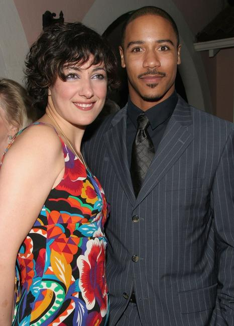 Meltem Cumbul and Brian J. White at the 5th Annual Movies for Grownups.