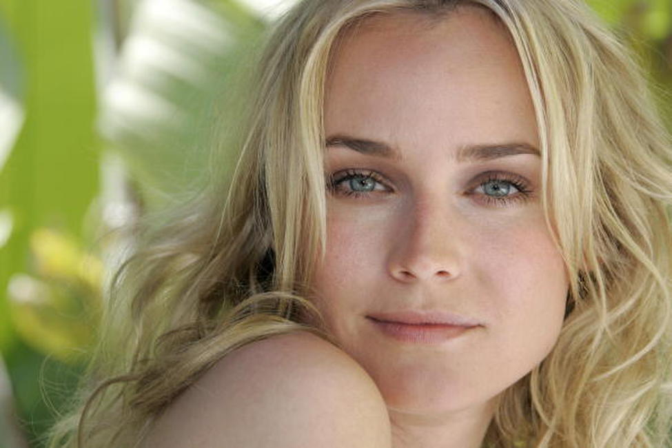 Diane Kruger at a photocall during the 60th Cannes Film Festival.