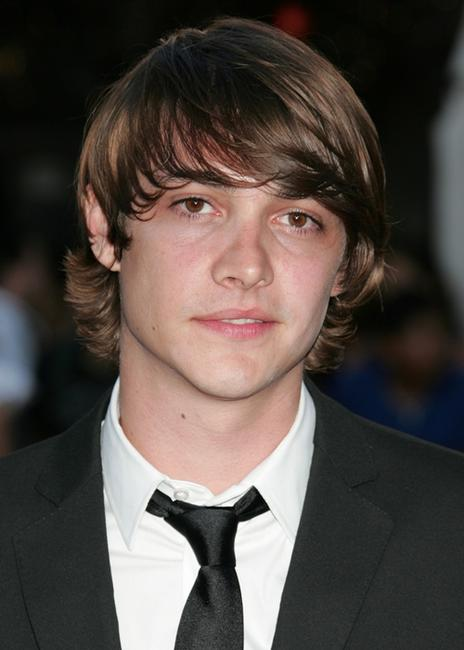 Ryan Donowho at the premiere of