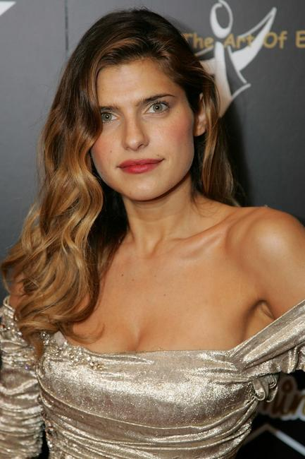 Lake Bell at the 1st Hollywood Domino Tournament.