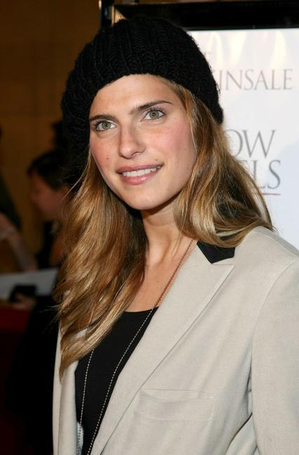 Lake Bell at the premiere of