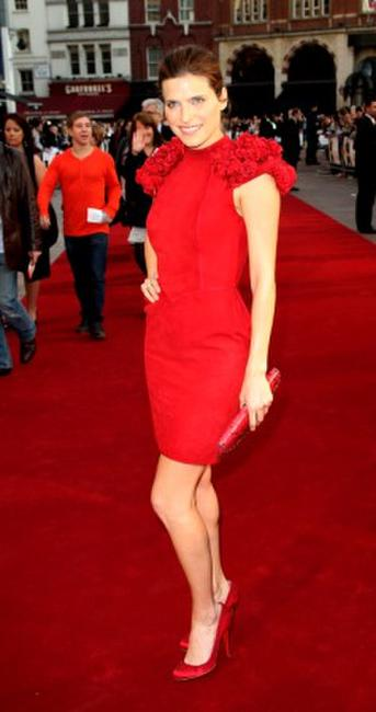 Lake Bell at the world premiere of