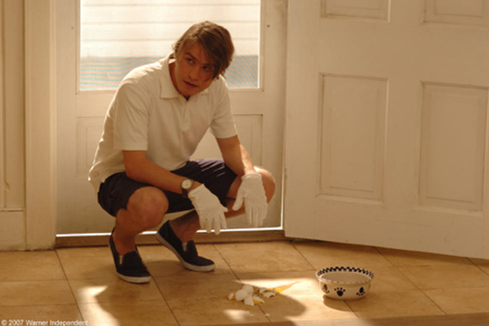 Brady Corbet as Peter in
