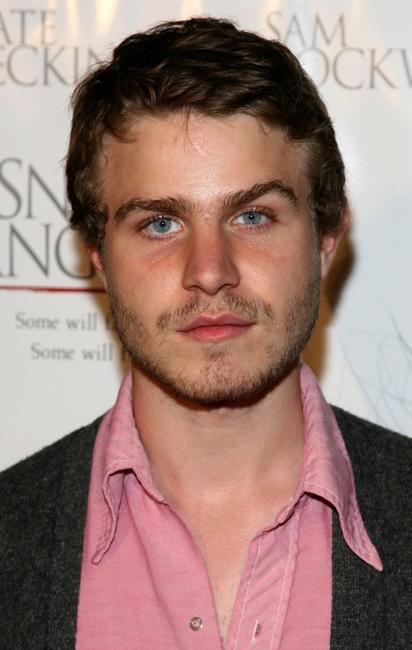 Brady Corbet at the premiere of