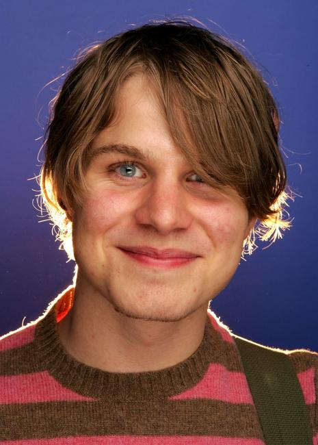 Brady Corbet at the 2005 Sundance Film Festival.