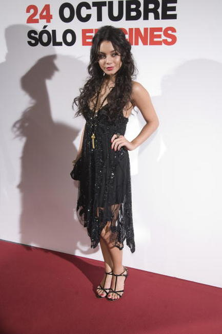 Vanessa Hudgens at the screening of