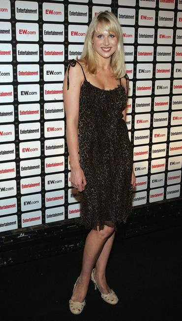Lucy Punch at the Entertainment Weekly Magazine Party Celebrating the 2006 Photo Issue.