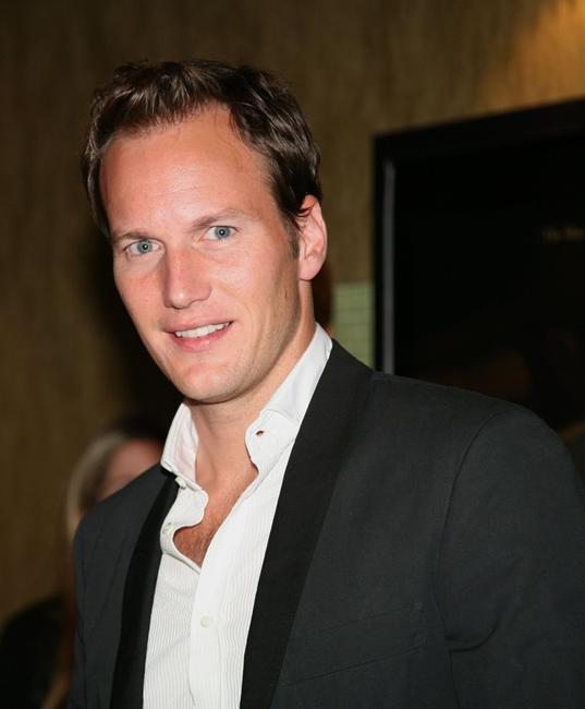 Patrick Wilson at the TIFF screening of