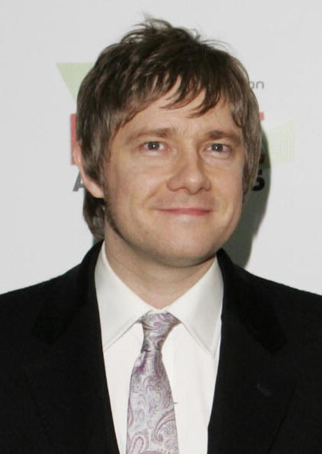 Martin Freeman at the Sony Ericsson Empire Film Awards 2006 in London, England.