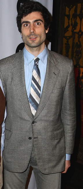 Louis Cancelmi at the 2009 Soho Rep's Spring Gala in New York.