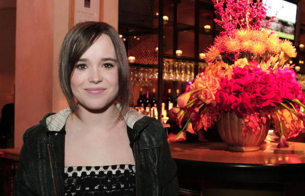 Ellen Page at the after party of the L.A. premiere of