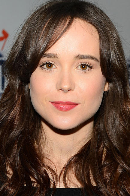 Ellen Page at the Hollywood premiere of