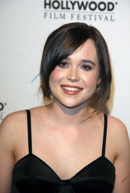 Ellen Page at the 11th annual Hollywood Awards.