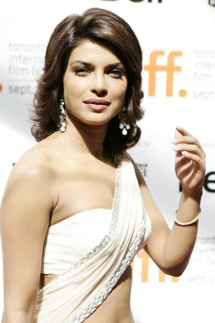 Priyanka Chopra at the premiere of