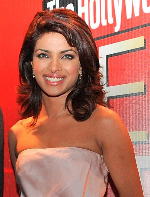 Priyanka Chopra at the Hollywood Reporter Next Gen Asia Launch Cocktail Reception event.