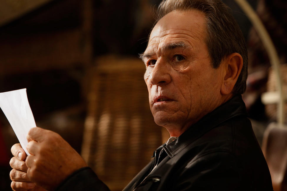 Tommy Lee Jones in