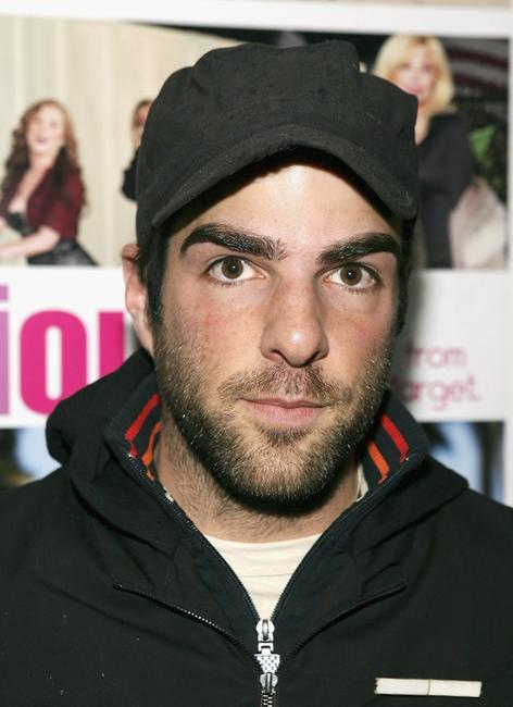 Zachary Quinto at the VH1