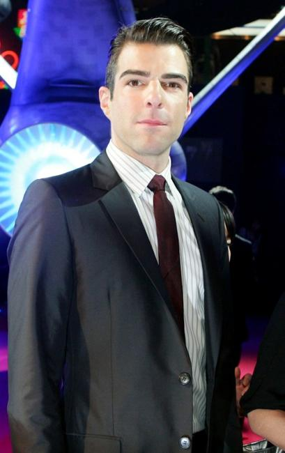 Zachary Quinto at the Japan premiere of