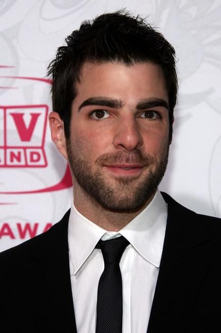 Zachary Quinto at the 5th Annual TV Land Awards.