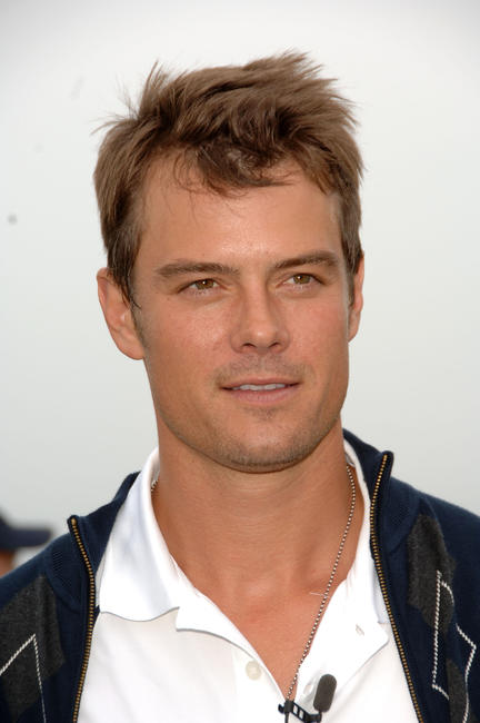 Josh Duhamel at the 9th Annual Michael Douglas & Friends Celebrity Golf Tournament in Rancho Palos Verdes, California.