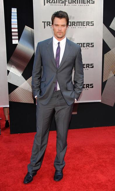 Josh Duhamel at the premiere of