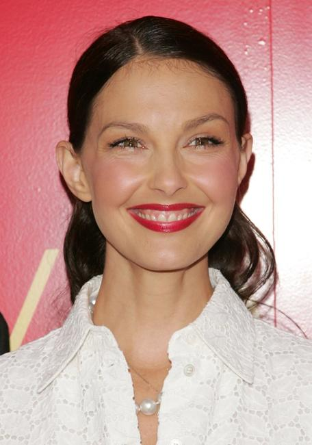 Ashley Judd at the Cartier and Interview Magazine