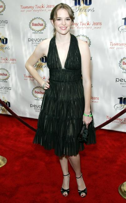 Danielle Panabaker at the 18th Annual Night Of 100 Stars Gala.