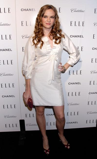 Danielle Panabaker at the Elle's 14th Annual Women in Hollywood party.
