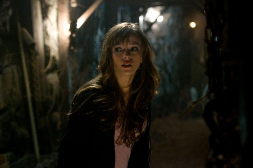 Danielle Panabaker as Jenna in