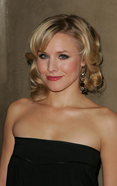 Kristen Bell at the official launch of Ubisoft's