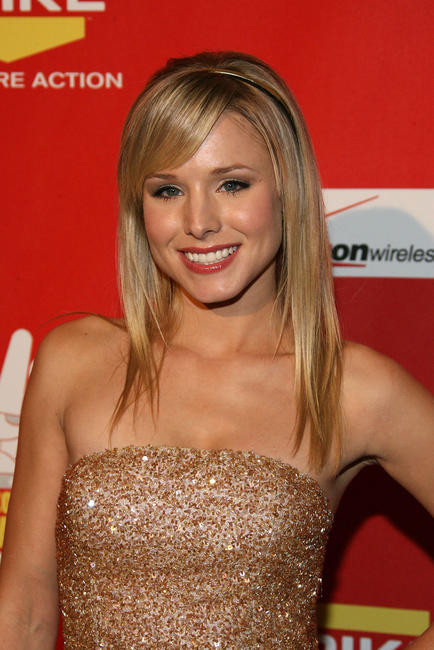 Kristin Bell at Spike TV's 2007