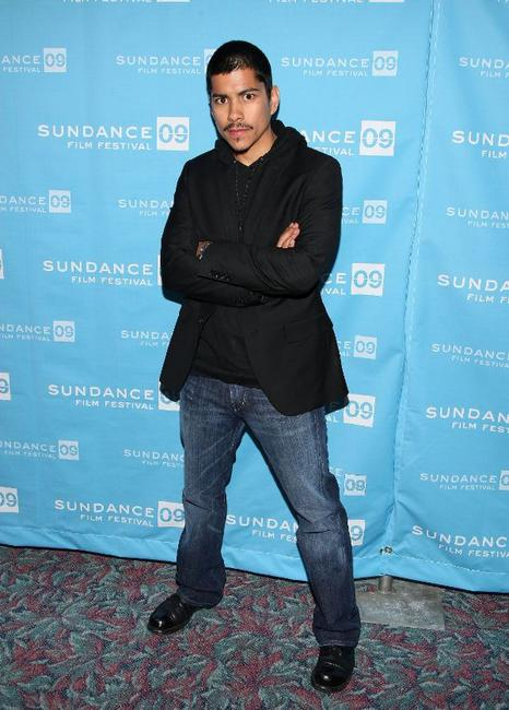 Jeremy Ray Valdez at the screening of