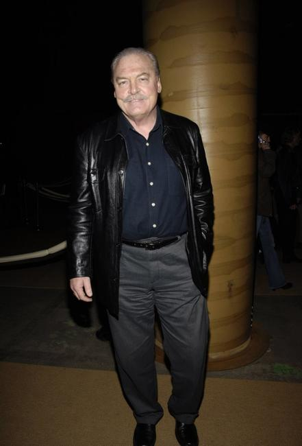 Stacy Keach at the opening celebration of Gregory Colbert's Exhibition