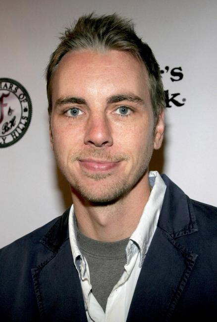 Dax Shepard at the Grand Re-Opening Bash for The Friars of Beverly Hills.