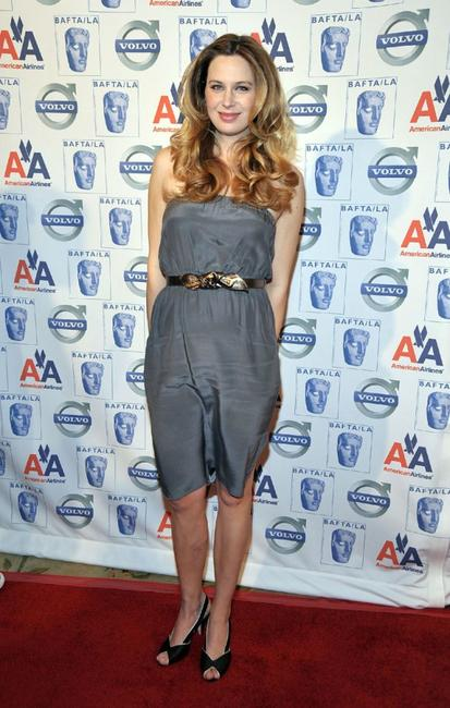 Anne Dudek at the 5th Annual British Academy of Film and Televisions Arts/LA Awards Season Tea Party.