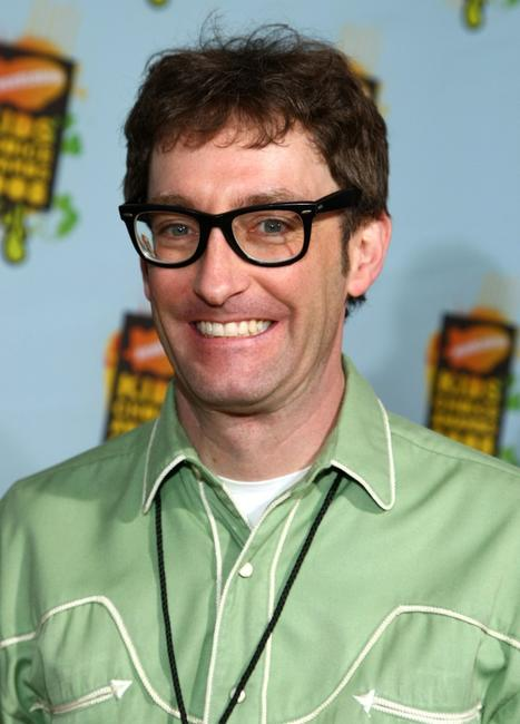 Tom Kenny at the Nickelodeon's 2008 Kids' Choice Awards.