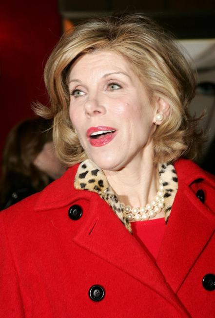 Christine Baranski at the New York premiere of