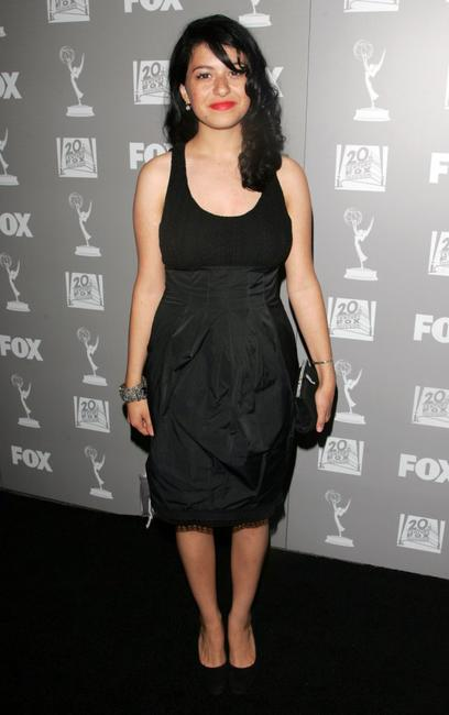 Alia Shawkat at the 20th Century Fox Television and FOX Broadcasting Company 2006 Emmy party.