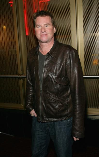Val Kilmer at the special screening of