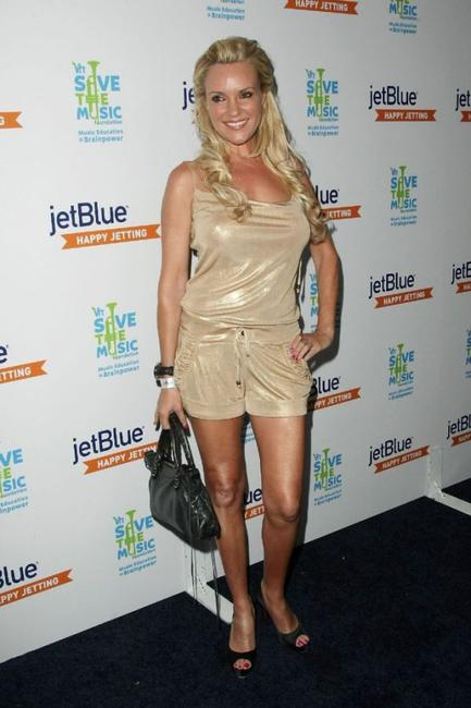 Bridget Marquardt at the Jetblue Celebration.