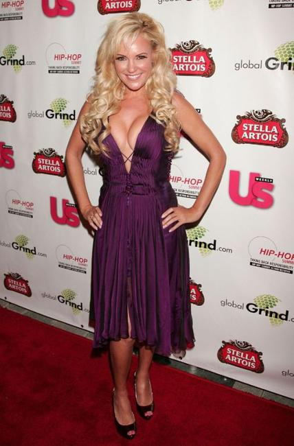 Bridget Marquardt at the Simmons
