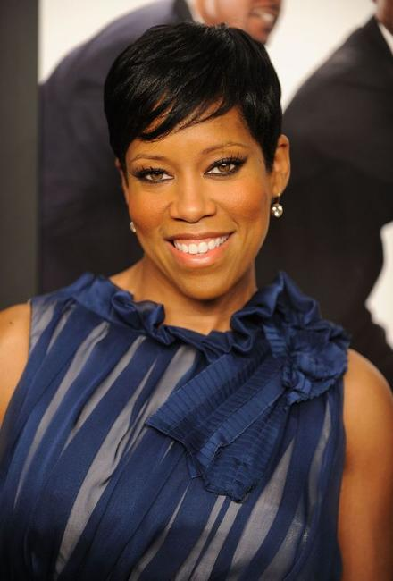 Regina King at the New York premiere of