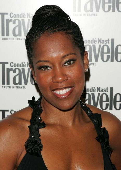 Regina King at the Conde Nast Traveler's 18th annual Readers Choice awards.