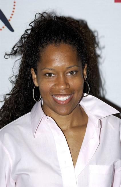 Regina King at the Rowell Foster Children's Positive Plan 3rd Annual High Tea.