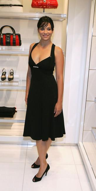 Navi Rawat at the Heidi Klum And Michael Kors Host Stylish Summer Bash Cocktail party.