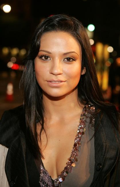 Navi Rawat at the premiere of