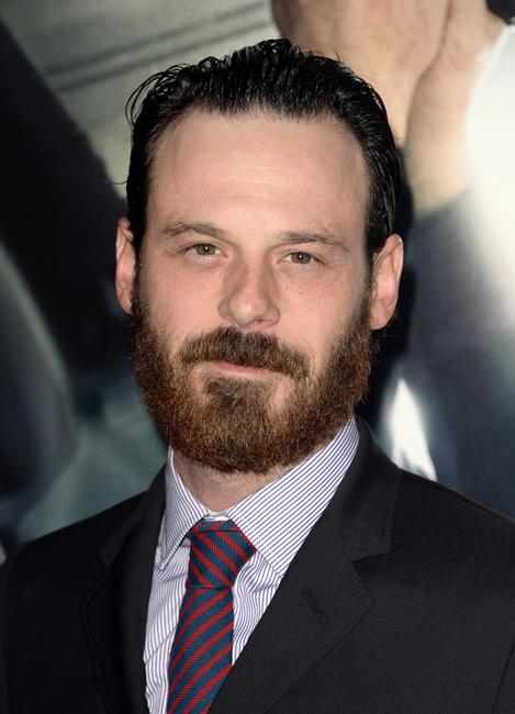 Scoot McNairy at the California premiere of