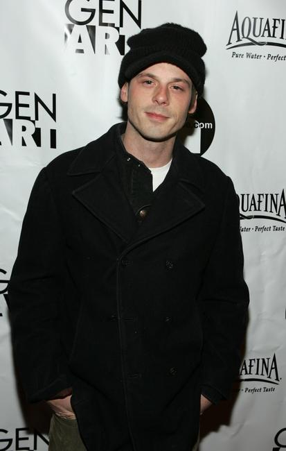 Scoot McNairy at the Sundance 2006 Celebration.