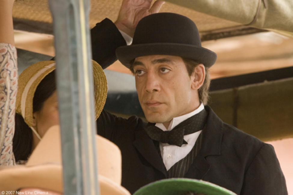 Javier Bardem as Florentino in